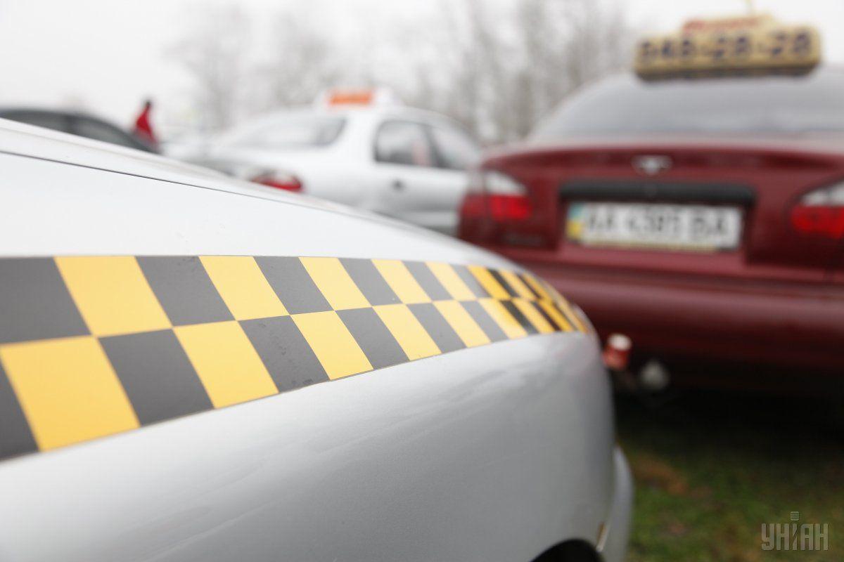 В Украине случилась серия преступлений, связанных с такси/ Фото УНИАН