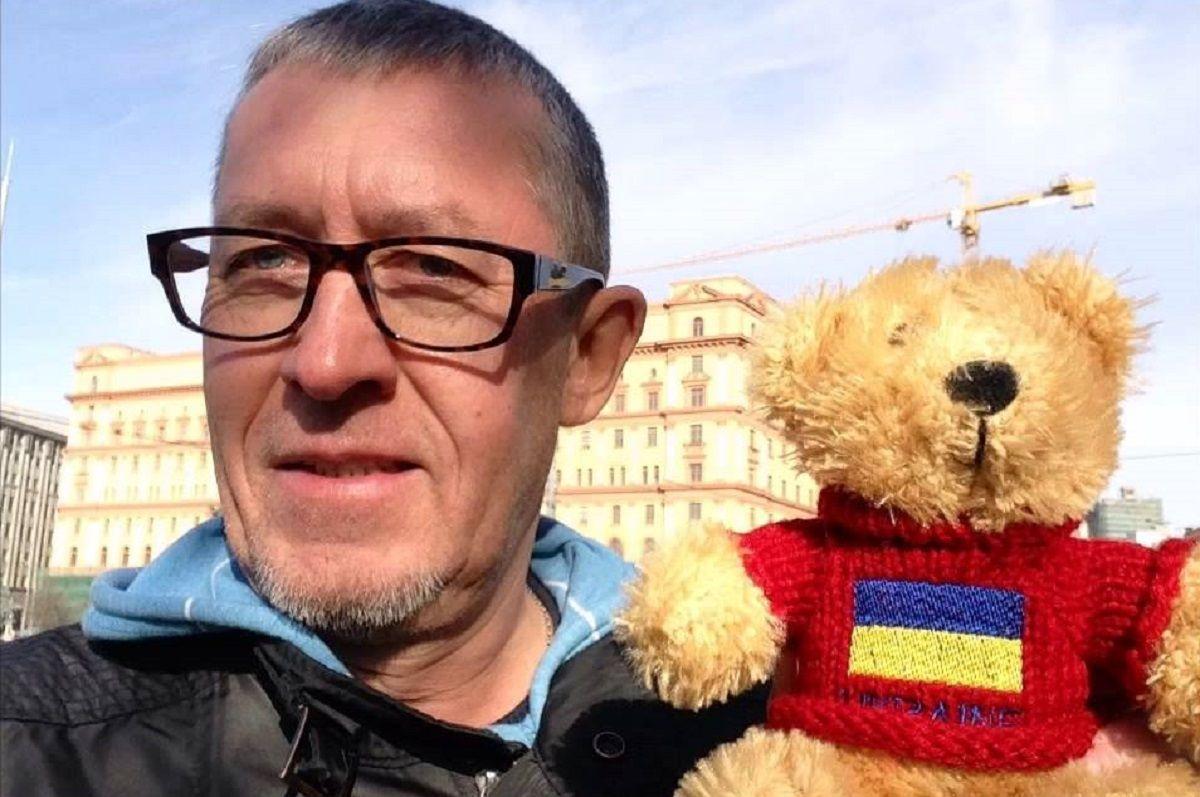 Щетинин: Я до последнего был страстно и нежно влюблен в Украину и её людей / Фото jtimes.ru