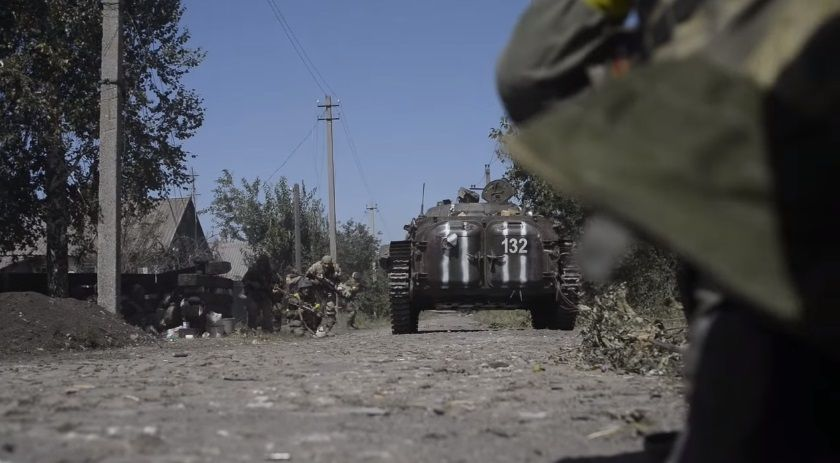 В прокат фильм должен выйти в пятую годовщину Иловайской трагедии - в августе 2019-го / скриншот видео LB.ua