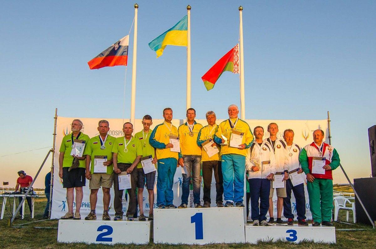 Збірна України виграла чемпіонат світу з ракетомодельного спорту / facebook.com/frms.ua