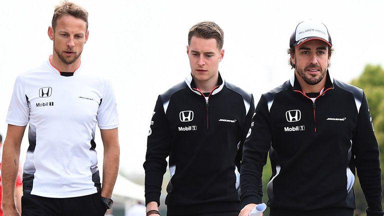 Баттон, Вандорн и Алонсо претендуют на два места в