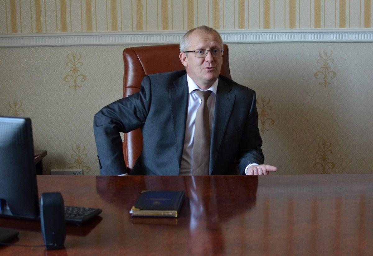 Бровченко: Госпрограмма реформы ОПК - большой и системный документ / Фото Алена Соланж