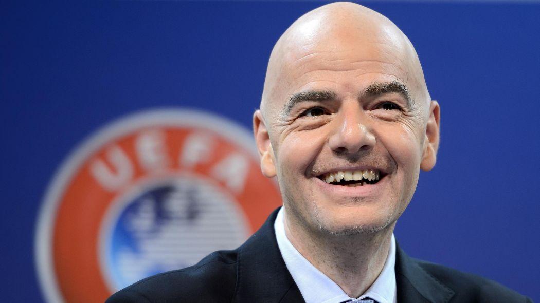 Инфантино хочет увеличить доходы от клубного чемпионата мира / eurosport