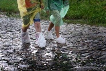 Погода на выходные: в Украине будет жарко и пройдут дожди (карта)