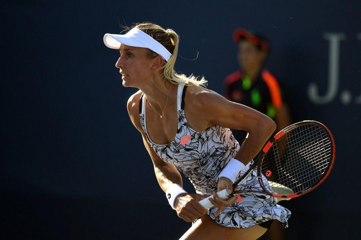 Леся Цуренко впервые дошла до третьего круга US Open / btu.org.ua