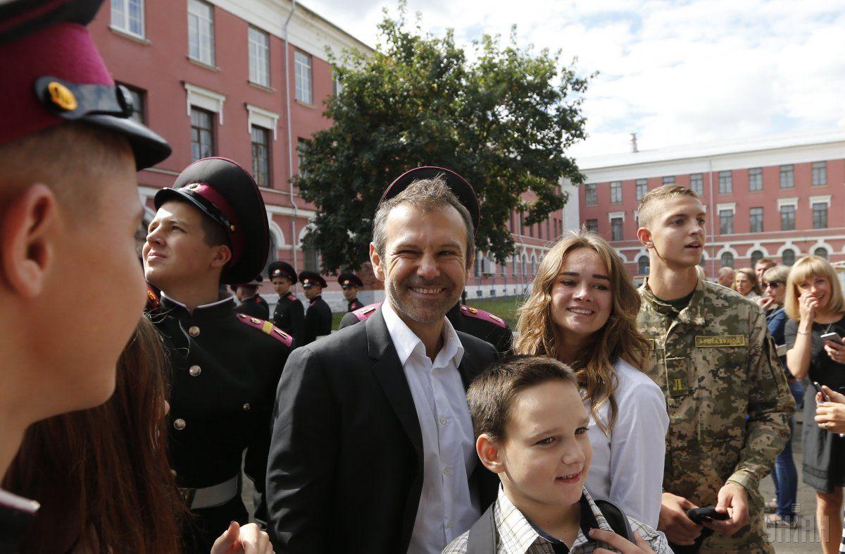 Святослав Вакарчук оказался на 3-м месте рейтинга / фото УНИАН