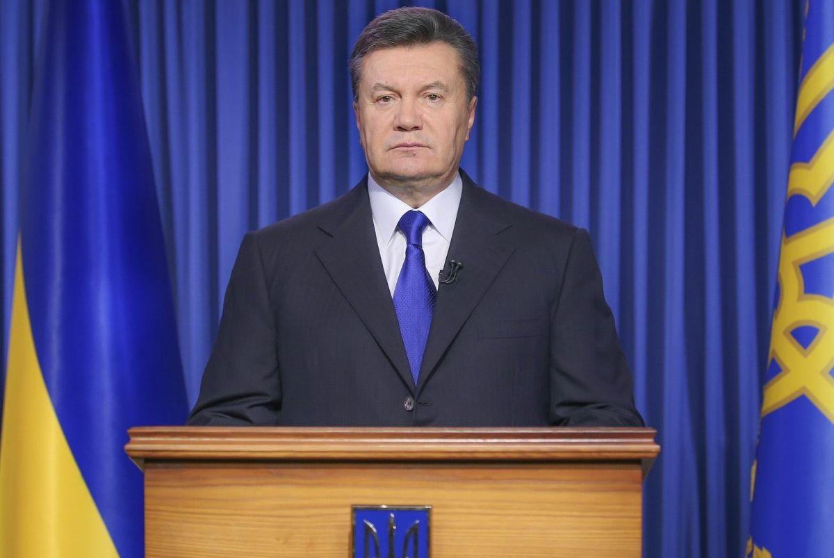 Януковича звинувачують у державній зраді / фото УНІАН