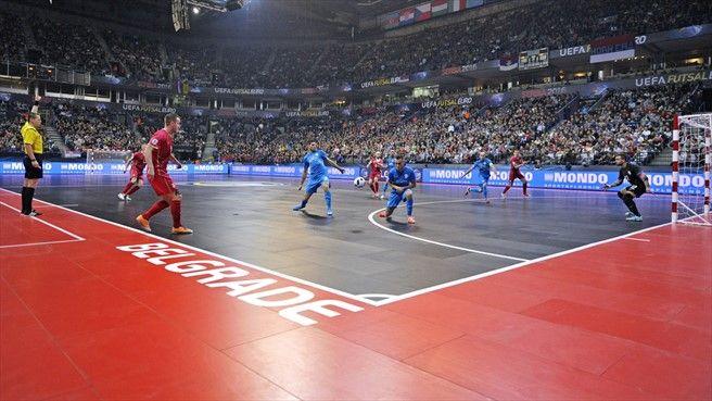 Предыдущий Евро-2016 по футзалу состоялся в столице Сербии Белграде / uefa.com