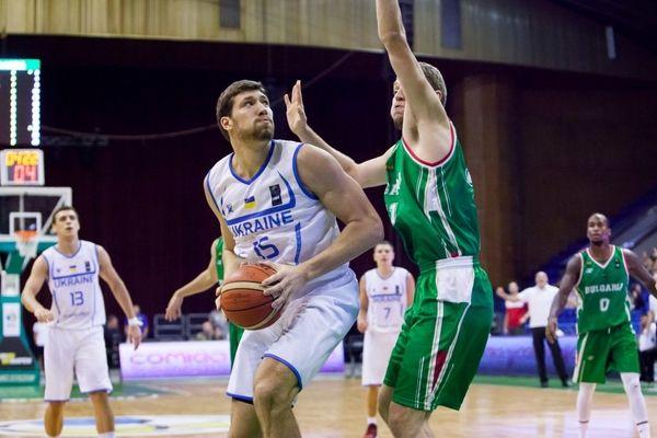 Сборная Украины одержала вторую победу подряд в отборе к Евробаскету / fbu.kiev.ua