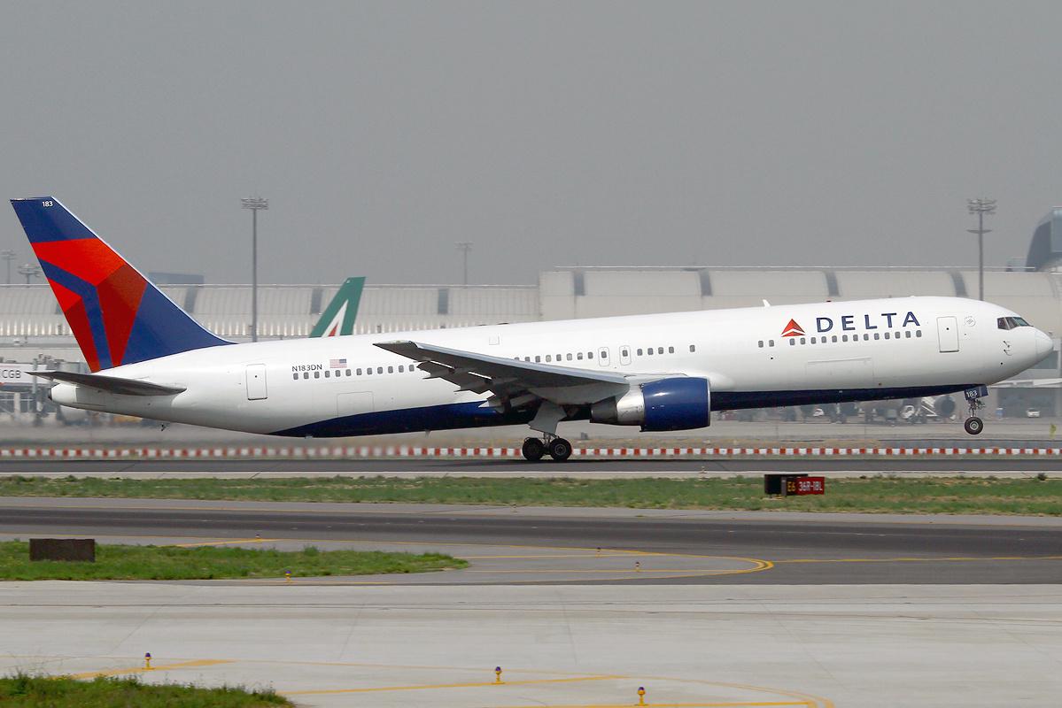 Delta Airlines приостанавливает полеты в Россию / en.wikipedia.org