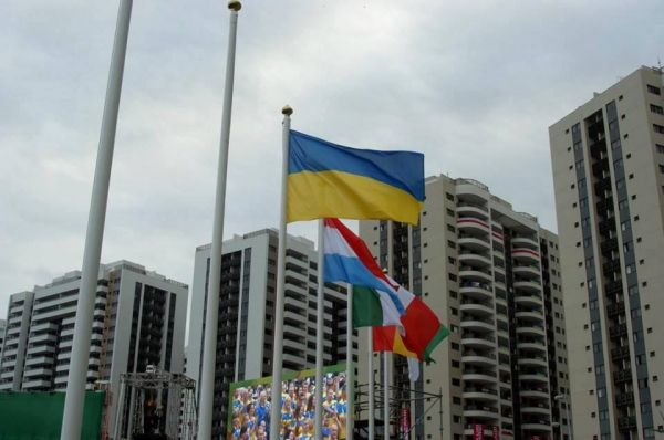 На Паралимпиаде в Рио поднят украинский флаг / dsmsu.gov.ua
