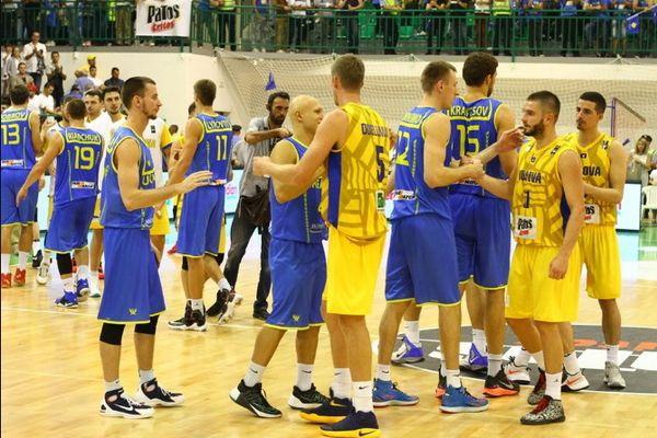 Баскетболісти збірної України двічі перемогли на старті відбору Євробаскета / fbu.kiev.ua