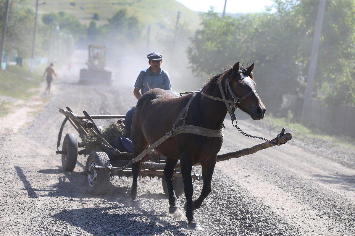 В Украине устарели 95% дорог / фото УНИАН