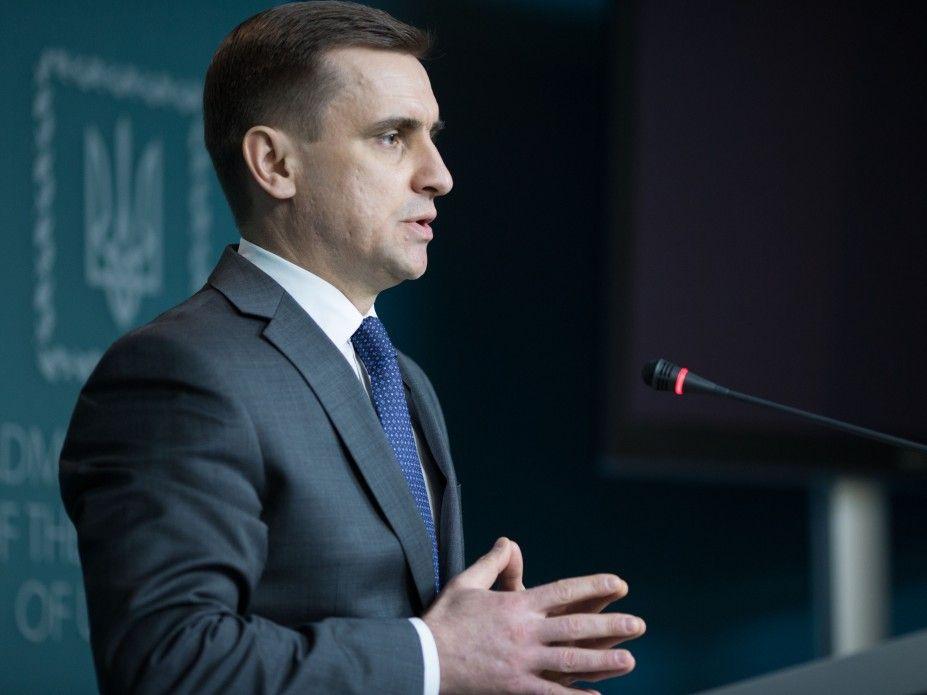 Костянтин Єлісєєв / president.gov.ua