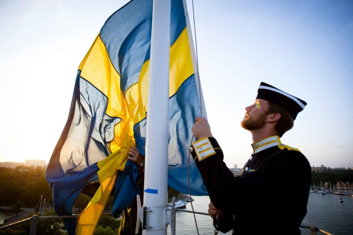 В Швеции создали новый истребитель / фото facebook.com/forsvarsmakten