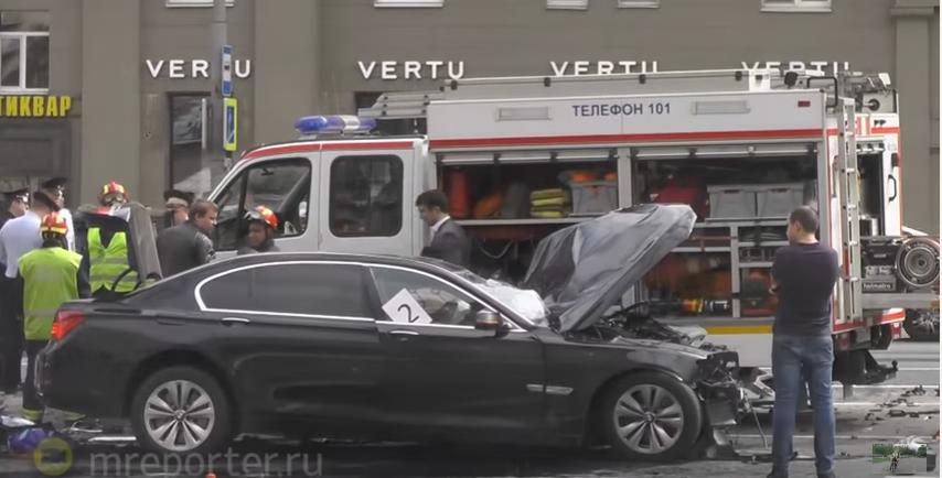 Car Crash That Killed Putin S Chauffeur Was Assassination Attempt On