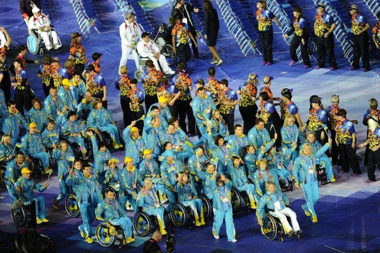 Украина завтра начнет участие в Паралимпиаде / facebook.com/sushkevych.v