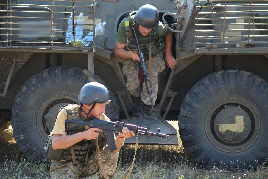 Фото facebook.com/theministryofdefence.ua