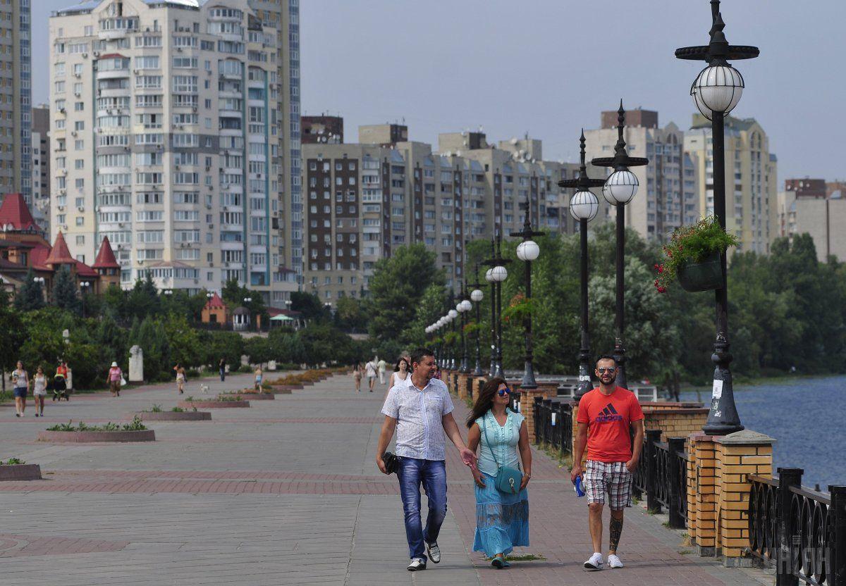 В Украине ужесточат контроль за плотностью населения в застройке / фото УНИАН