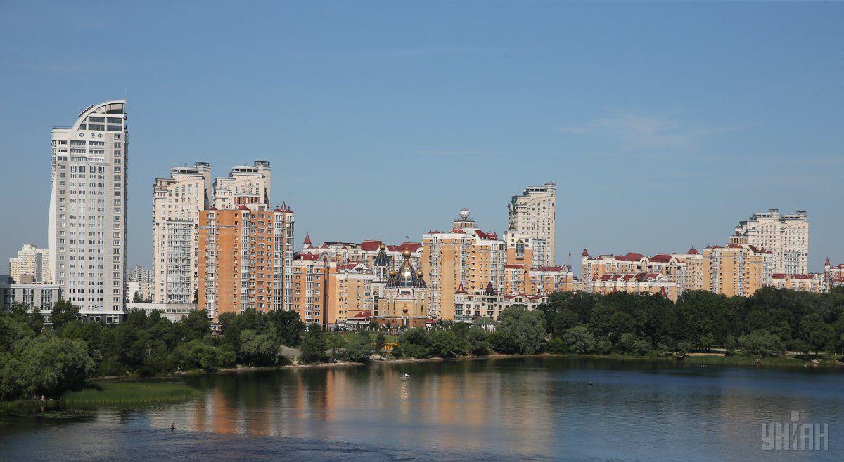 В Киеве дорожает жилье / фото УНИАН