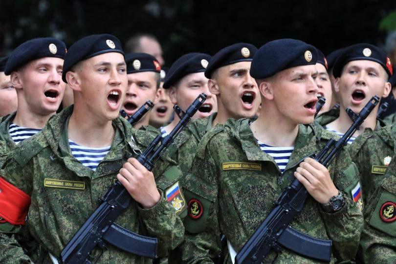 Російська армія / REUTERS