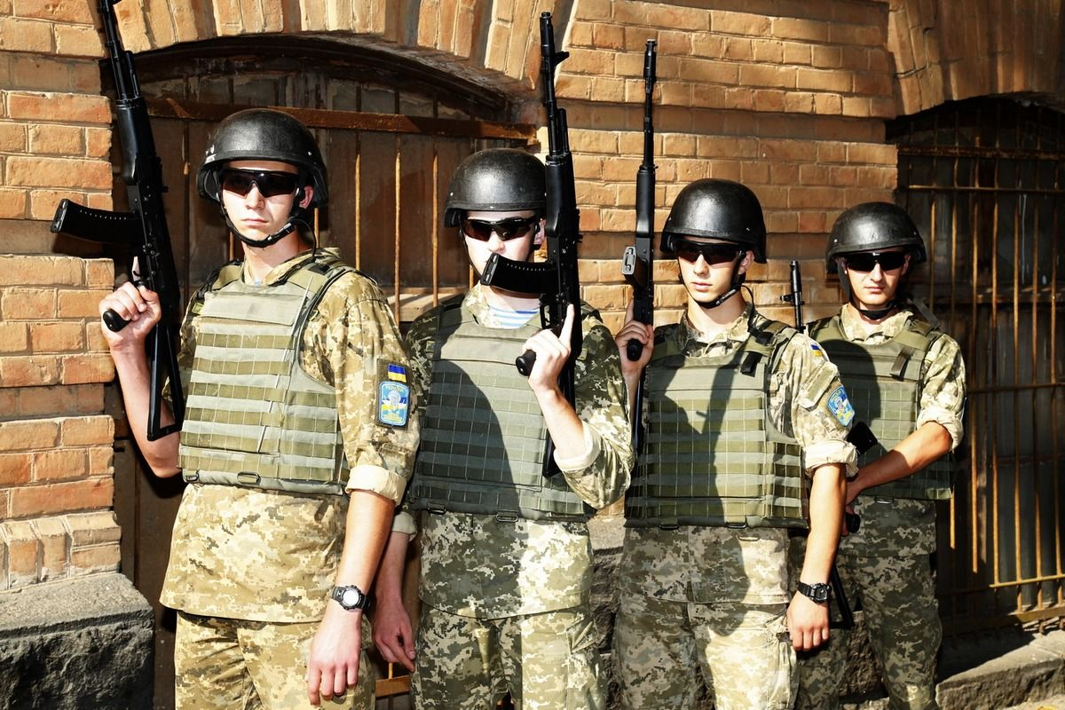 Зеленскийотметил роль разведки / mil.gov.ua
