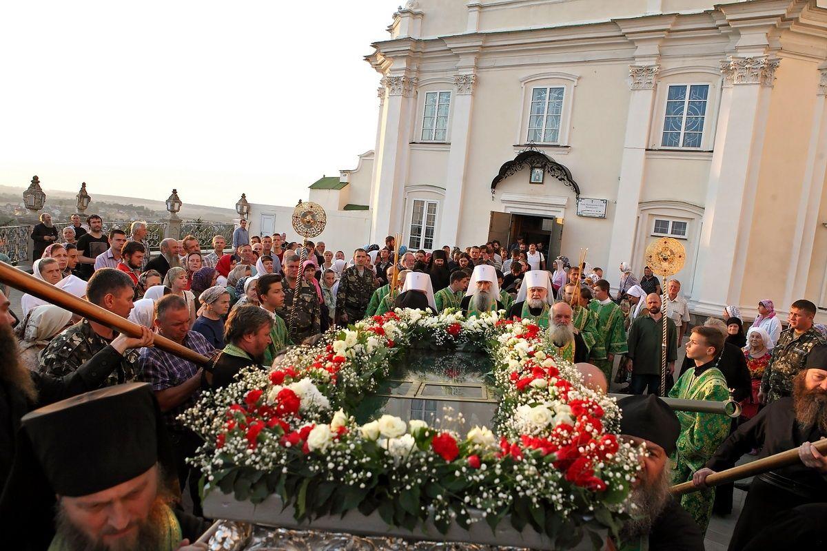 Фото: Центр информации УПЦ / Свято-Успенская Почаевская лавра