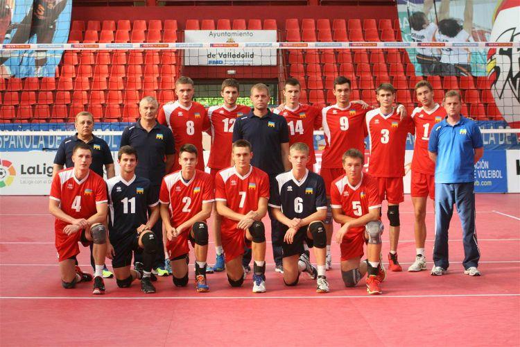 Украинская молодежка сенсационно выиграла серебро волейбольного Евро / volleyball.ua
