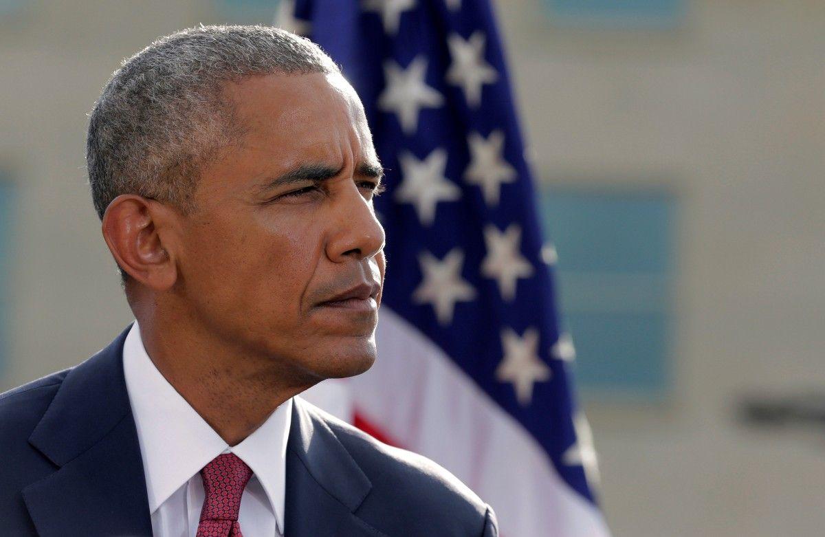 Барак Обама / REUTERS