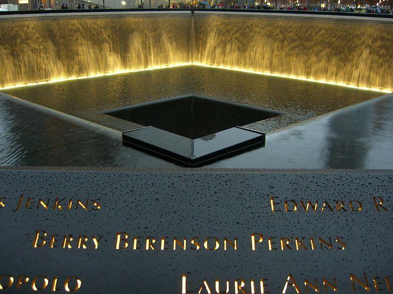 Национальный мемориальный комплекс 11 сентября в США