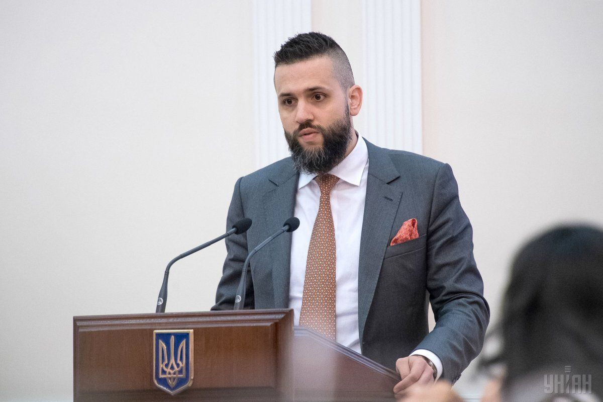 Nefyodov: The bill considered by the Verkhovna Rada makes monitoring of public procurement mandatory / Photo from UNIAN
