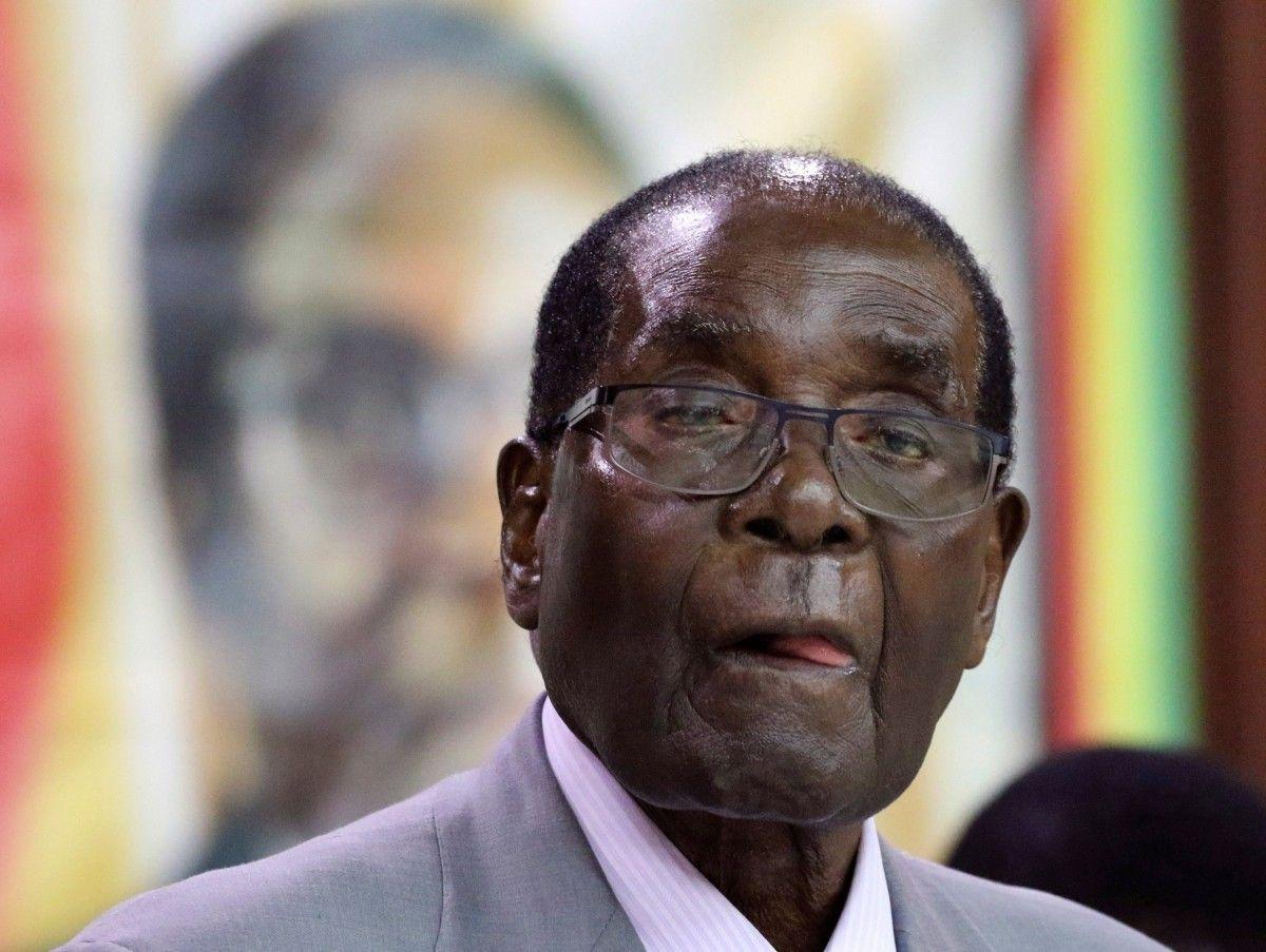Роберт Мугабе / REUTERS