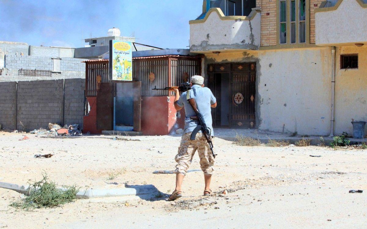 Лівія \ REUTERS