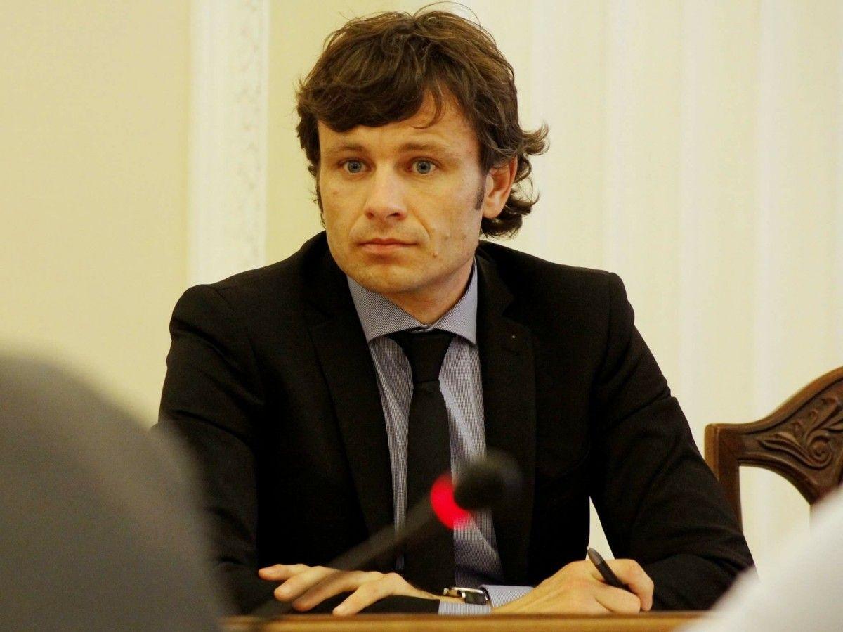 Мінфін покинув ще один заступник міністра - Сергій Марченко / фото УНІАН