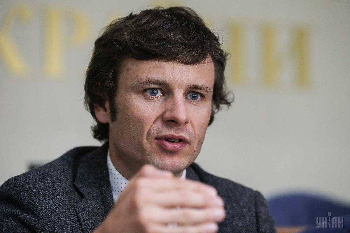 Новоназначенный министр финансов СергейМарченко / фото УНИАН