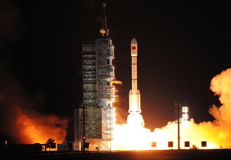 Запуск китайської ракети / REUTERS