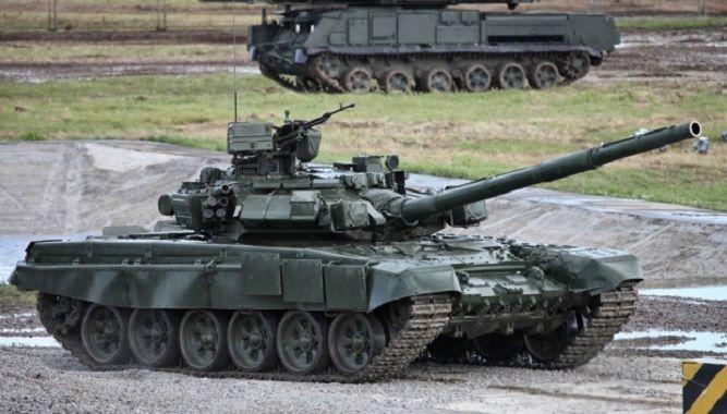 танк, РФ, Т-72 / vitalykuzmin.net