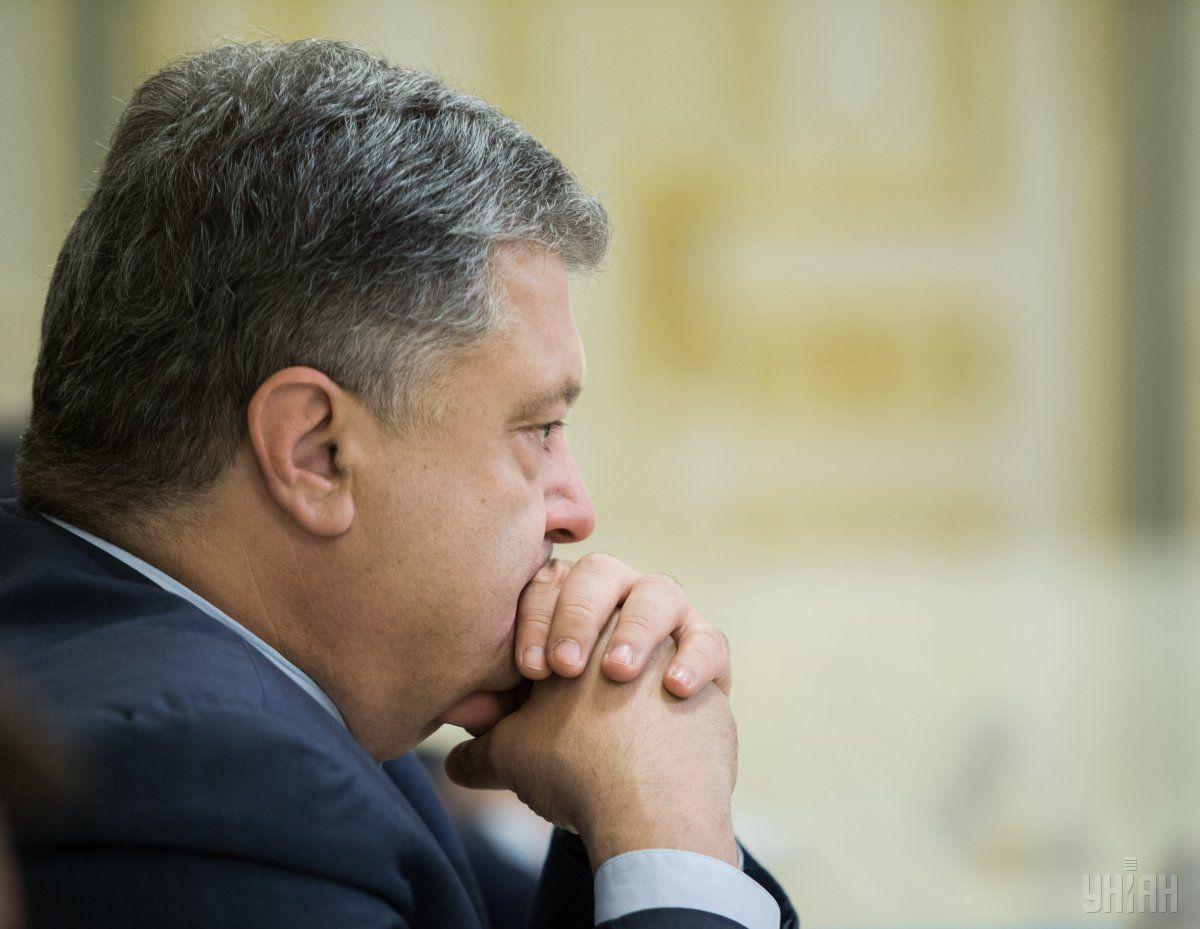 Петро Порошенко під час відкриття Ялтинської Європейської Стратегії у Києві виступив із промовою / Фото УНІАН