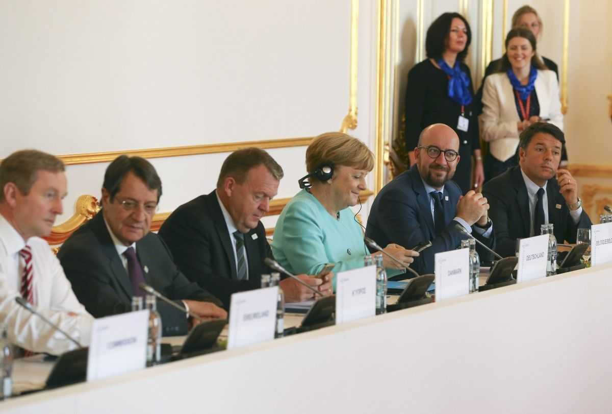 Саміт ЄС в Братиславі / REUTERS