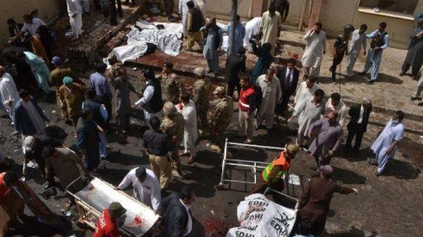 Теракт унес жизни 16 человек