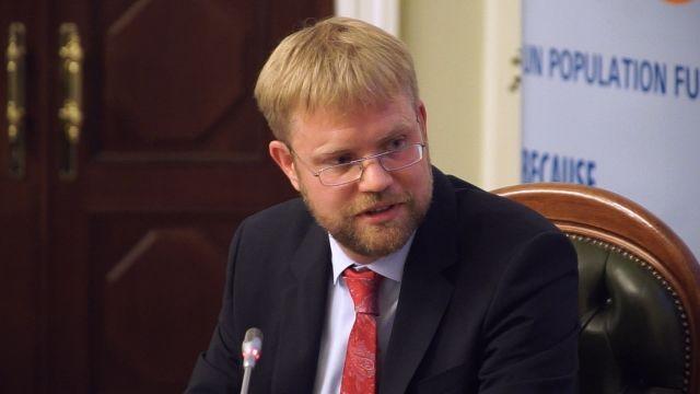 Мартин Хагстрем, Чрезвычайный и Полномочный посол Швеции в Украине