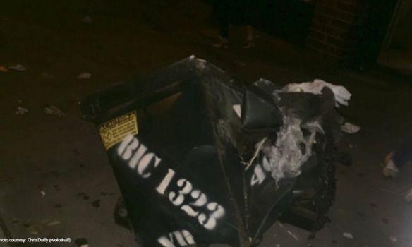 взрыв в Нью-Йорке / FOX5