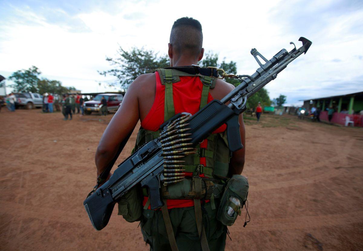 Боевик FARC / REUTERS