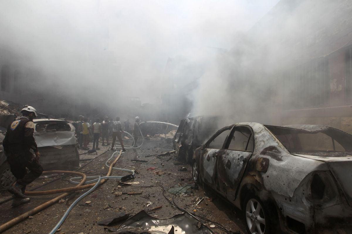 Замало буде, хочемо ще!: У Сирії загинули четверо російських військових