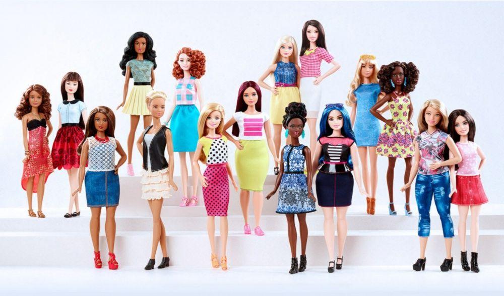 В 1959 году в Нью-Йорке на ярмарке игрушек была продемонстрирована кукла Барби / www.adme.ru