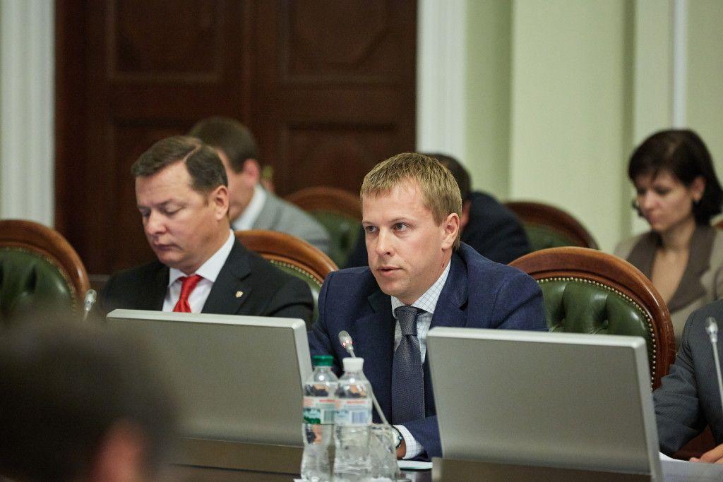 Хомутинннік вважає, що бюджет на 2017 рік – це тест для уряду / vidrodzhennya.org.ua