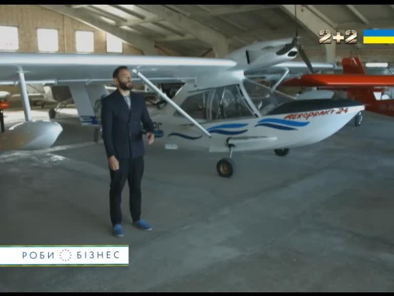Как маленькая украинская авиакомпания стала производителем самолетов для арабских шейхов? /