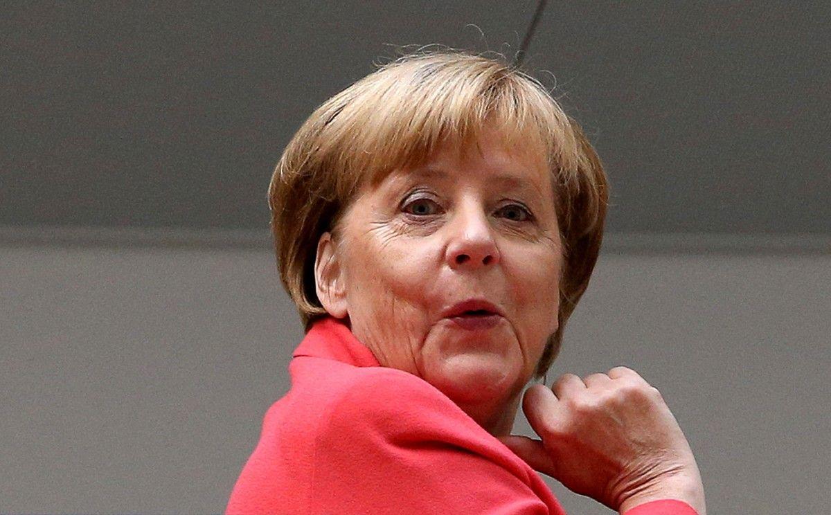 Ангела Меркель / REUTERS