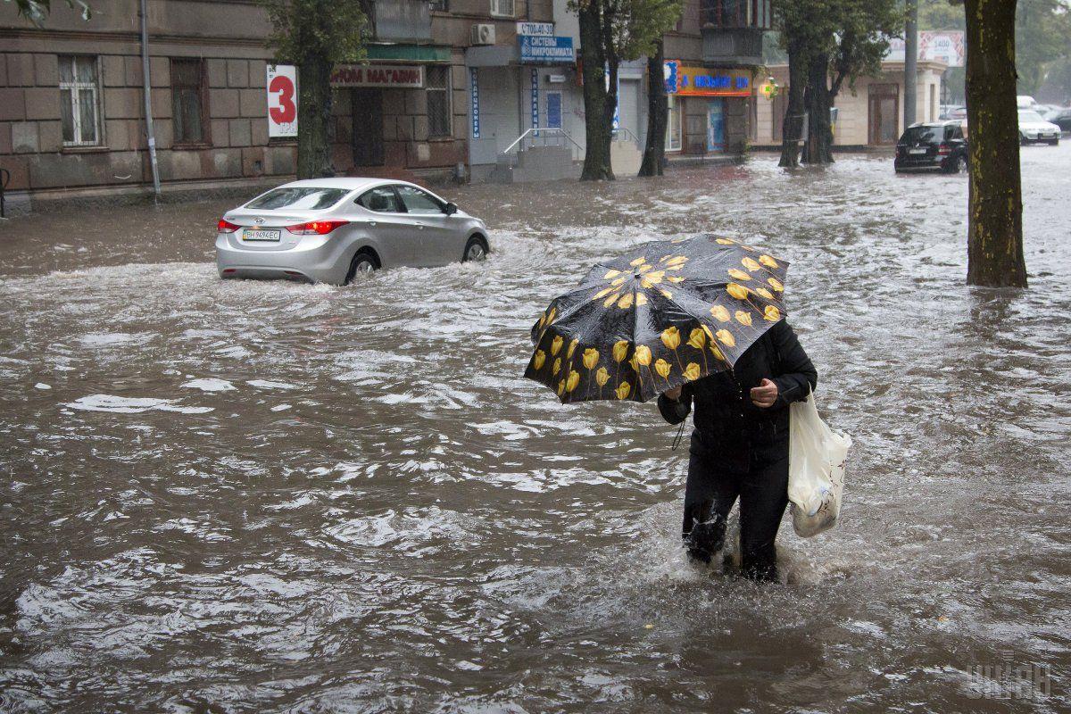 Інтенсивність опадів в Україні буде збільшуватися / фото УНІАН