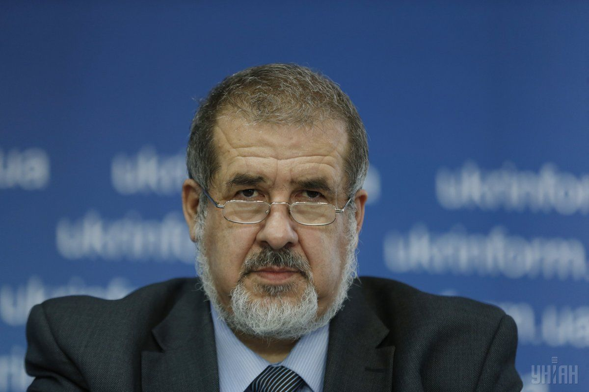 Refat Chubarov said that today's court decision laid grounds for the tribunal against Russian officials / Photo from UNIAN